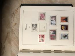 Vend Timbres De Monaco De 1973 à 1989 - Timbres