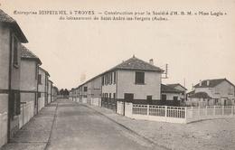 10 - Carte Postale Ancienne De  TROYES    Entreprise Despeyroux - Troyes