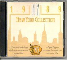 CD New York 1989 Collection 1950 1990 Top American And English Hits   Overzicht Amerikaanse En Engelse - Wereldmuziek