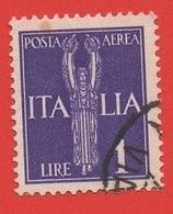 1932 (14) Soggetti Allegorici Lire 1 - Leggi Il Messaggio Del Venditore - 1900-44 Vittorio Emanuele III