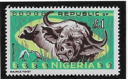 Nigeria N°190 - Oiseaux - Neuf ** Sans Charnière - TB - Nigeria (1961-...)