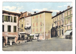 D 31   AURIGNAC  La Place         Pompe Essence - France