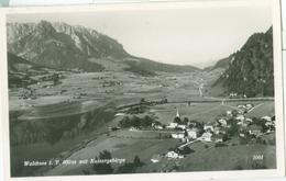 Walchsee Mit Kaisergebirge - Gelaufen. (Chizzali - Innsbruck) - Kufstein