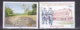 WALLIS ET FUTUNA 2018   JOURNEE DU PATRIMOINE ARMISTICE MNH ** - Wallis And Futuna