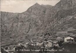 TORINO - BARDONECCHIA - VEDUTA PANORAMICA DI ROCHEMOLLES.....F6 - Italia