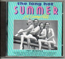 CD The Long Summer 23 Sunny Hits The Long Hot Summer - Wereldmuziek