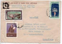 Viet Nam Du Nord : Lettre Pour La France - Viêt-Nam