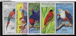 Sénégal Poste Aérienne N°31/35 - Oiseaux - Neuf ** Sans Charnière - TB - Sénégal (1960-...)
