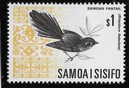 Samoa N°211 - Oiseaux - Neuf ** Sans Charnière - TB - Samoa