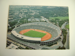 STADIUM THE MAIN   YEN STAMP    CINA  JAPAN   ?   STADIO  STADE  STADIUM   NON VIAGGIATA COME DA FOTO - Stadien