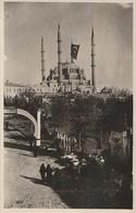 Turkey / Edirne - Building-Architectural / Sanctury - 1920/1930 - Photographic Postcard: Selimiye Mosque Street. - Turquie