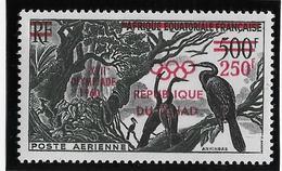 Tchad Poste Aérienne N°1 - Oiseaux - Neuf ** Sans Charnière - TB - Chad (1960-...)