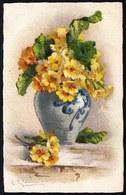 CATHERINA KLEIN - FLEUR - édit. écusson Vert G.O.M. Nr. 2962 - Voir Scans - Klein, Catharina