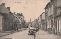 10 - Carte Postale Ancienne De  ROMILLY  SUR SEINE  Rue Gornet Boivin - Romilly-sur-Seine