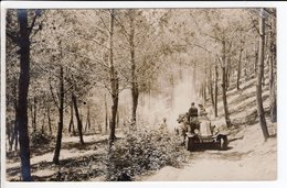Cpa Photo Pirguil Guilleminot - Voiture Ancienne - Photographs