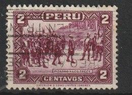 MiNr. 328 Peru 1936. Freimarken: 400 Jahre Stadt Lima. - Peru