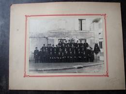 18 - Grande Photo De La Confrérie Des VIGNERONS DE LIGNIERES  CHER Societe ST. VINCENT En 1922 - France
