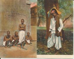 2 CART. IL PONTIFICIO ISTITUTO DELLE MISSIONI ESTERE-LA BIRMANIA PITTORESCA (PRIGIONIERI-TIPO SHAN ) - Missioni