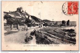 27 LE PETIT ANDELY - Vue Sur Le Château Gaillard - Les Andelys