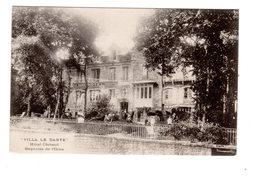 CPA 61 - Villa Le Dante Hôtel Christol Bagnoles De L'orne - Bagnoles De L'Orne