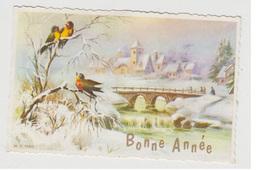 BONNE ANNEE -- M D PARIS - New Year