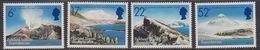 Falkland Islands Dependencies (FID) 1984 Volcanoes 4v ** Mnh (41700) - Zuid-Georgia