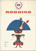 BOLOGNA RISTORANTE RODRIGO -FG - Advertising