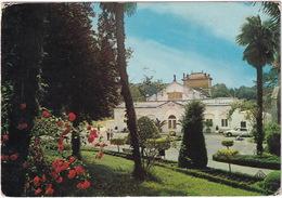 Barbotan-les-Thermes: CITROËN DS - Les Bains De Boue Et Le Parc - Passenger Cars
