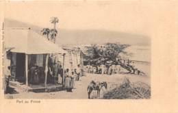 Haïti - Topo / 01 - Port Au Prince - Haïti