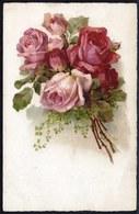 CATHERINA KLEIN - FLEUR - édit. B.P.R. Nr 7153 - Voir Scans - Pas Signé - Klein, Catharina