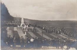 Carte Photo Réelle - Camp De Prisonniers ( Hamain ) - Monument Aux Morts - Autres