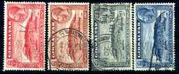 1931-33 GIBILTERRA SET USATO - Gibilterra