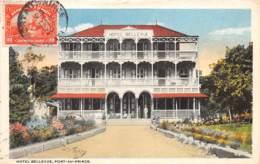 Haïti - Port Au Prince / 63 - Hôtel Bellevue - Défaut - Haïti
