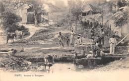 Haïti - Port Au Prince / 67 - Source à Turgeau - Haïti
