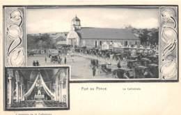 Haïti - Port Au Prince / 73 - La Cathédrale - Haïti