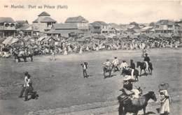 Haïti - Port Au Prince / 75 - Marché - Haïti