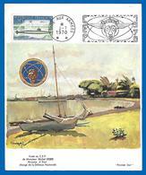 POSTE AUX ARMEES CEP 1970 - Visite CEP Par Michel DEBRE  Ministre (4626) 02/07/1970 - Poststempel (Briefe)