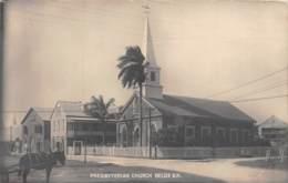 British Honduras / 04 - Presbyterian Church - Belize - Honduras