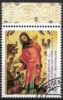 2014  Allem. Fed.  Deutschland MI. 3085 FD-used  Erschaffung Der Tiere; Gemälde (Teil Des Grabower Altars) Von Meister B - [7] République Fédérale
