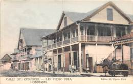 Honduras / 06 - Calle Del Comercio - San Pedro Sula - Honduras