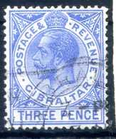 1930 GIBILTERRA N.90B USATO - Gibilterra