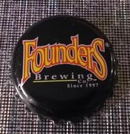 Capsule Bière Founders Brewing Co Since 1977 USA - Bière