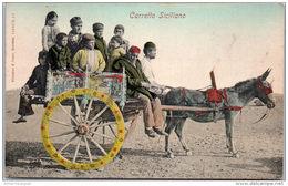 Italie - SICILE - Carretto Siciliano - Unclassified