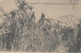 CPA - Koulakia - Le Zeppelin LZ 85 Dans Les Marécages De Koulakia - Griechenland