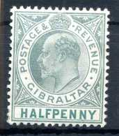 1903 GIBILTERRA N.37 * - Gibilterra