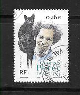 FRANCE 3518 Portrait Avec Chat . - France