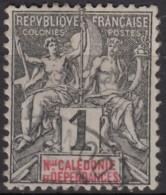 N° 41 - O - - Nueva Caledonia