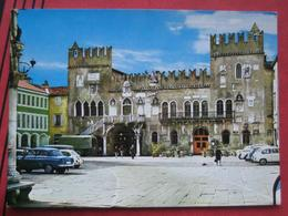 Koper / Capodistria - Pretorska Palača / Auto (Fiat ...), LKW - Slowenien