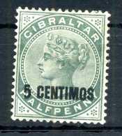1889 GIBILTERRA N.15 * - Gibilterra
