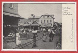 AFRIQUE --  SSIERRA LEONE --  Little Eastv Street - Sierra Leone
